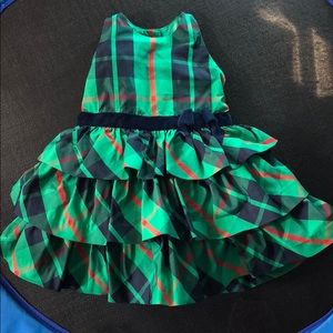 6-12 month Janie and jack dress